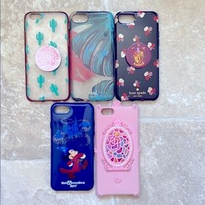 📱✨💘IPHONE 6S PHONE CASES & POP SOCKETS💘✨📱